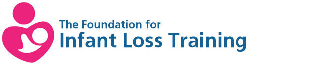 Logo for The Foundation for Infant Loss Training, who Funeral Celebrant Derren Gello, supports and provides memorials services for families who have sadly lost children.